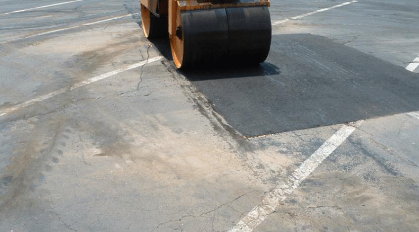Parking Lot Paving Wilmington NC 3